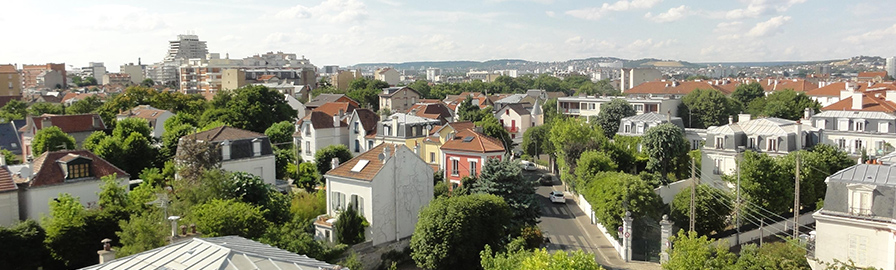 ville parisienne
