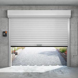porte de garage à Lyon rapide